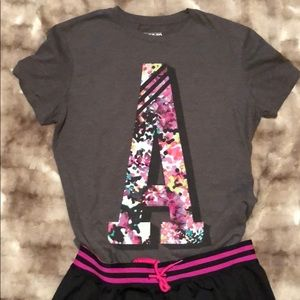 Adidas Go To Tee Floral A